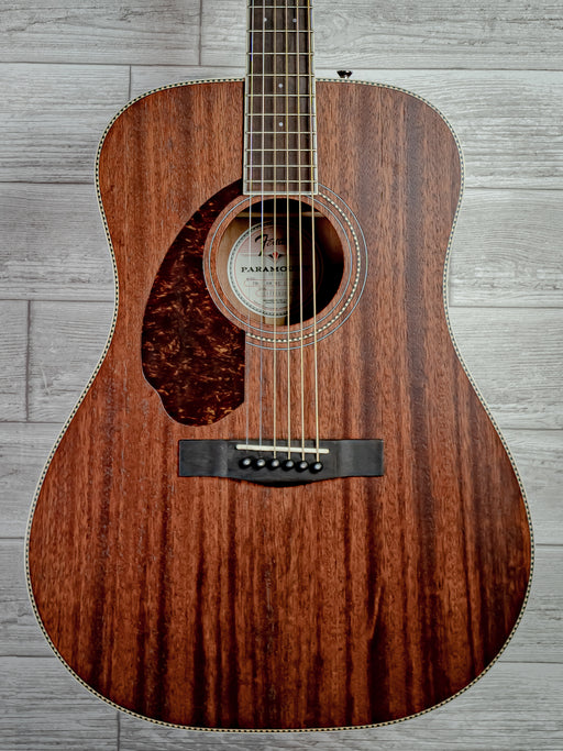 Fender PM-1 All Mahogany LH