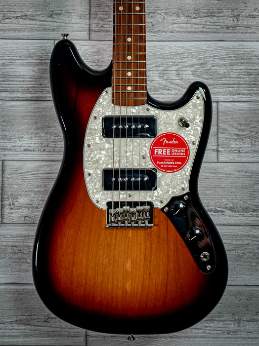Fender-Mustang 90, 2 color sunburst