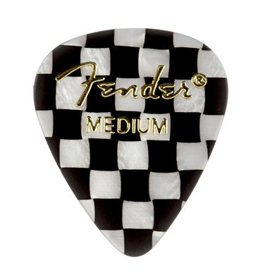 Fender 351 HVY Checkerboard Pick