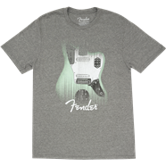 FENDER JAGUAR LINES T-SHIRT