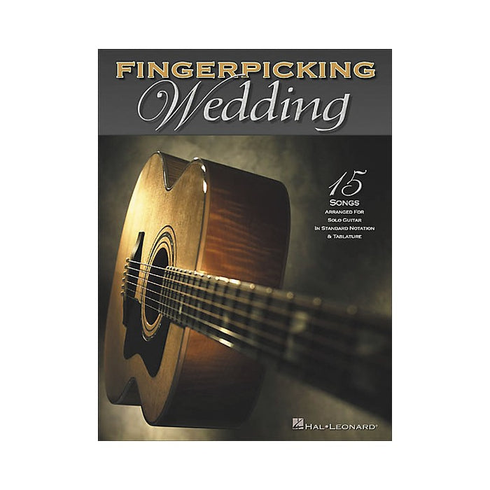 Fingerpicking Wedding For Guitar (2nd Edition)