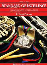 Standard Of Excellence - Enhanced Comprehensive Band Method- Book 2 - Flute