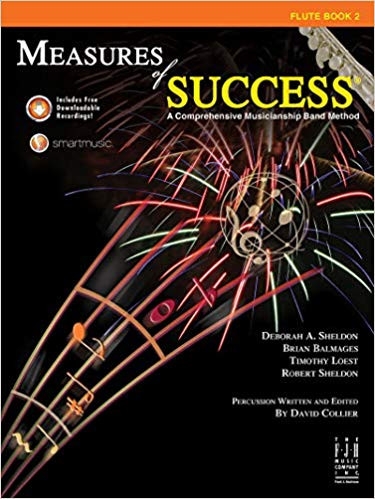 Measures of Success Flute Book 2 (With CD's)