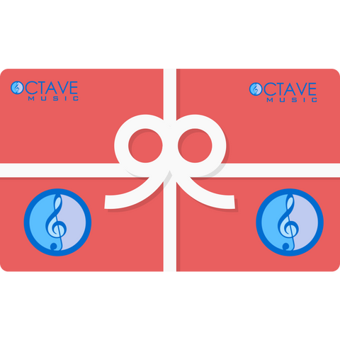 Gift Card - Octave Music Store