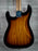 Bullet Stratocaster Hard Tail, Laurel Fingerboard, Brown Sunburst