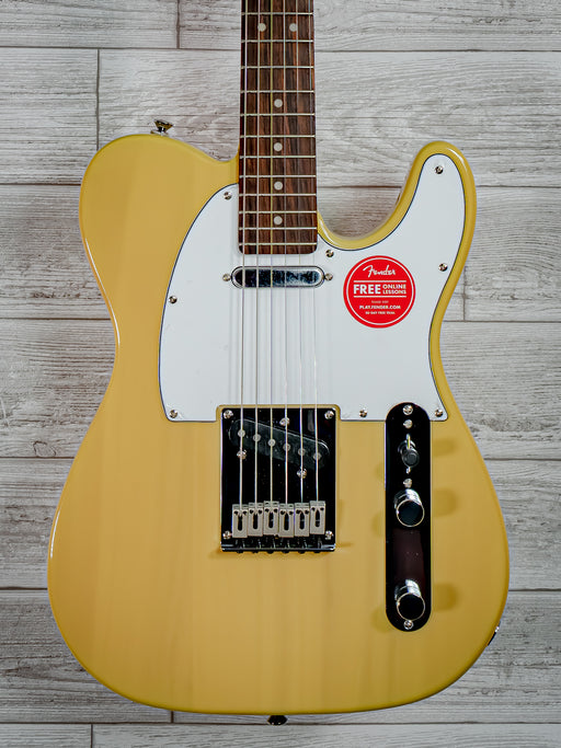 STANDARD TELE® Squier ELECTRIC GUITAR - VINTAGE BLONDE
