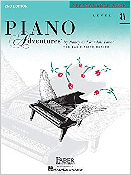 LEVEL 3A – PERFORMANCE BOOK – 2ND EDITION PIANO ADVENTURES®