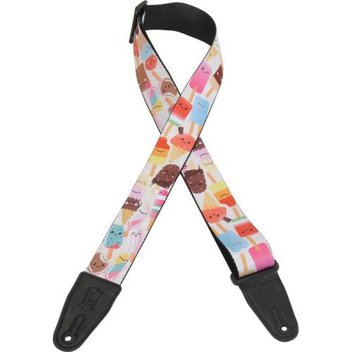 LEVYS - MPS2-133 POLYESTER GUITAR STRAP