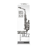 D'Addario Select Jazz Alto Sax Mouthpiece - Octave Music Store - 4