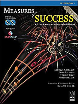 Measures of Success Flute Book 1 (With CD's)