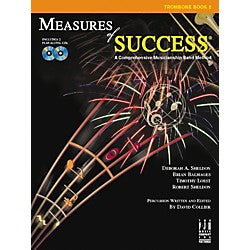 Measures of Success Trombone Book 2 (With CD's)
