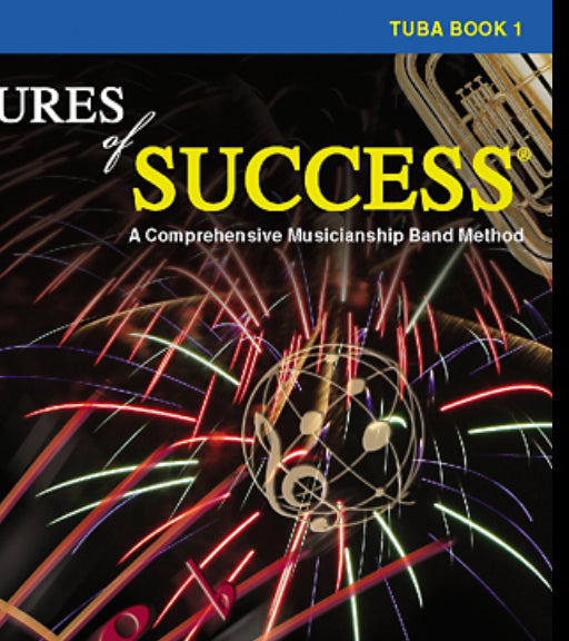 Measures of Success Tuba Book 1 (With CD's)