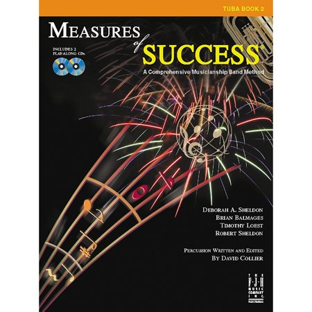 Measures of Success Tuba Book 2 (With CD's)