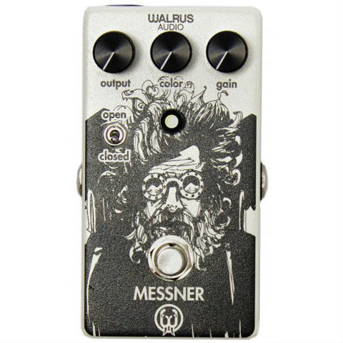 Walrus Audio Messner Overdrive - Octave Music Store