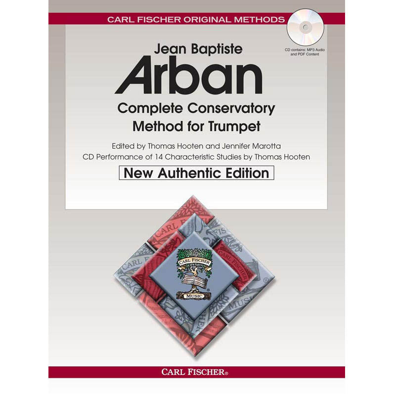 Arban Complete Conservatory Method For Trumpet - Octave Music Store