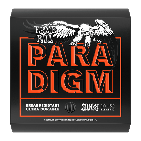 Ernie Ball Paradigm Skinny Top Heavy Bottom Slinky Electric Guitar Strings