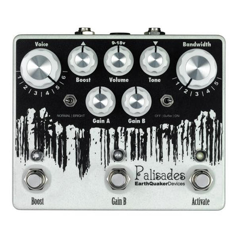 Earthquaker Devices - Palisades Overdrive - Octave Music Store