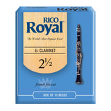 Rico Royal Eb Clarinet Reeds, 10-pack - Octave Music Store - 4