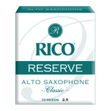 Rico Reserve Classic Alto Sax, 10-pack - Octave Music Store - 2