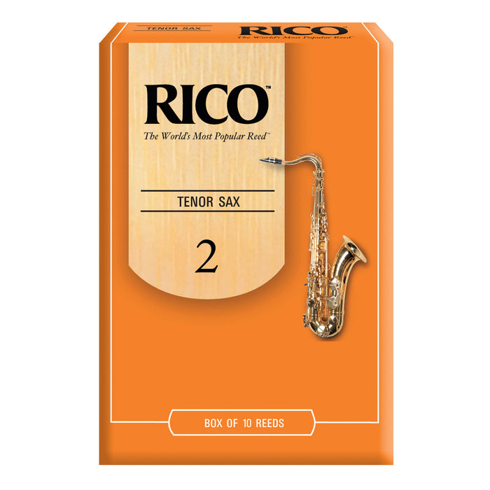 Rico Tenor Saxophone Reeds, Box of 10 - Octave Music Store - 2