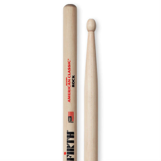 VIC FIRTH AMERICAN CLASSIC ROCK DRUMSTICKS - Octave Music Store