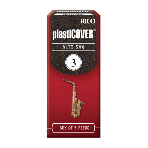 Rico Plasticover Alto Saxophone Reeds, 5-pack - Octave Music Store - 5