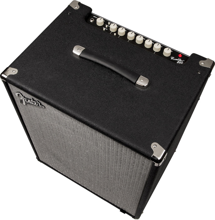 Fender Rumble 200 Bass Amp - Octave Music Store - 2