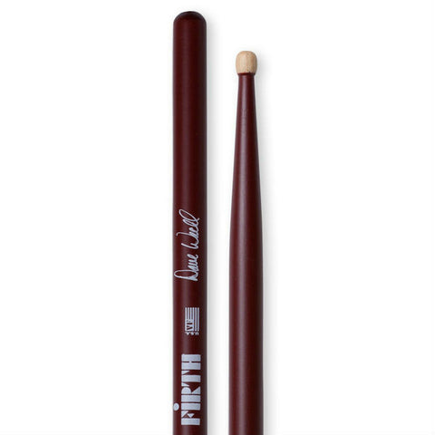 VIC FIRTH DAVE WECKL SIGNATURE SERIES DRUMSTICKS - Octave Music Store