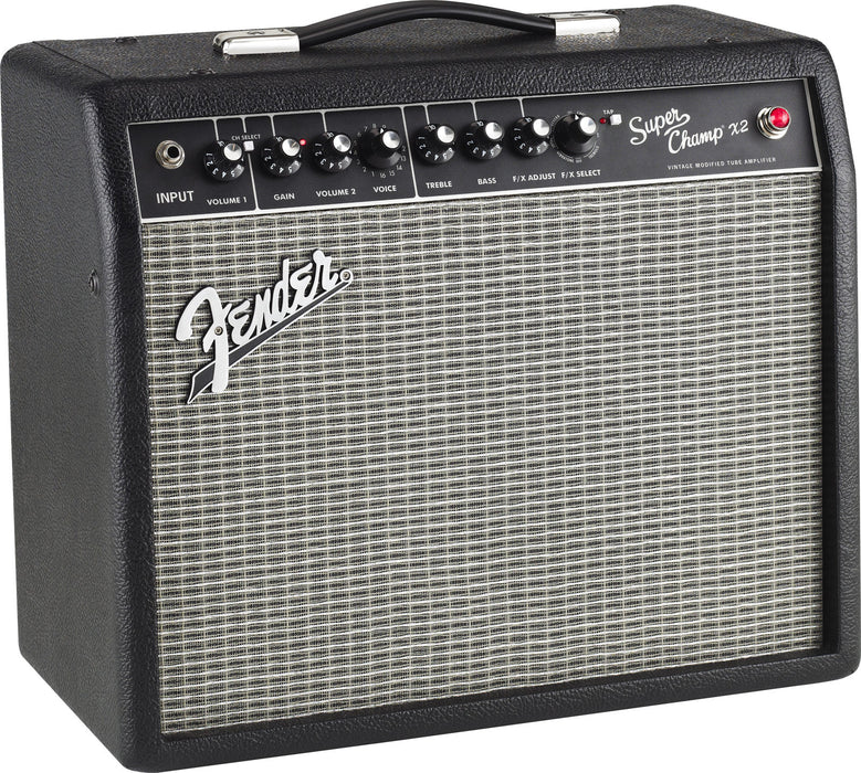 Fender Super Champ X2 Combo Guitar Amp - Octave Music Store - 2