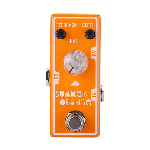 Tone City Summer Orange Pedal