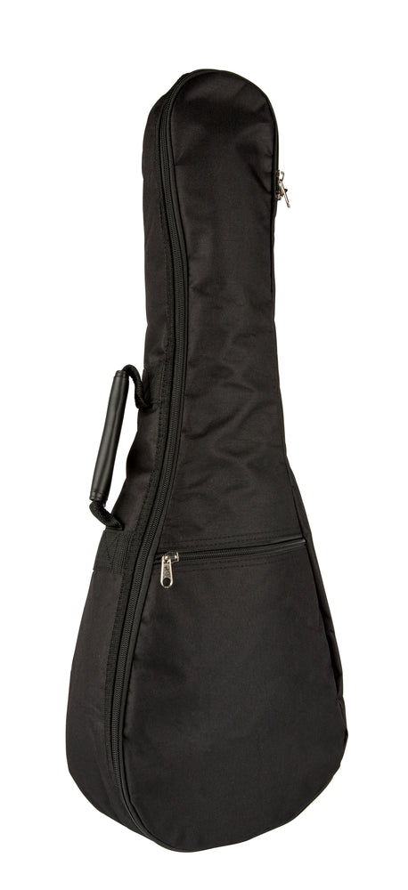 Kohala Black Padded Concert Ukulele Bag