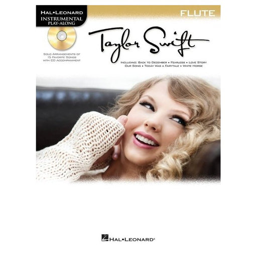 Taylor Swift - Flute Instrumental Play Along