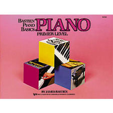 Bastien Piano Basics - Primer Level - Octave Music Store