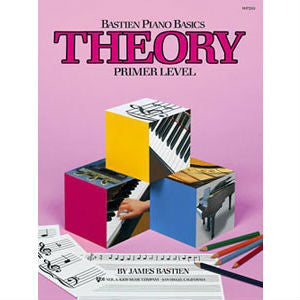 Bastien Piano Basics - Theory Primer Level - Octave Music Store