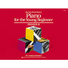 Bastien Piano Basics - Piano for the Young Beginner - Primer B - Octave Music Store