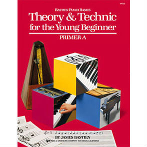 Bastien Piano Basics - Theory and Technique for the Young Beginner - Primer A - Octave Music Store