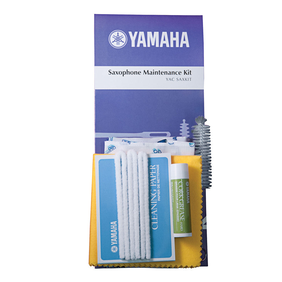 YAMAHA SAXOPHONE MAINTENANCE KIT - Octave Music Store