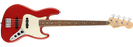 Player Jazz Bass, Pau Ferro Fingerboard, Sonic Red