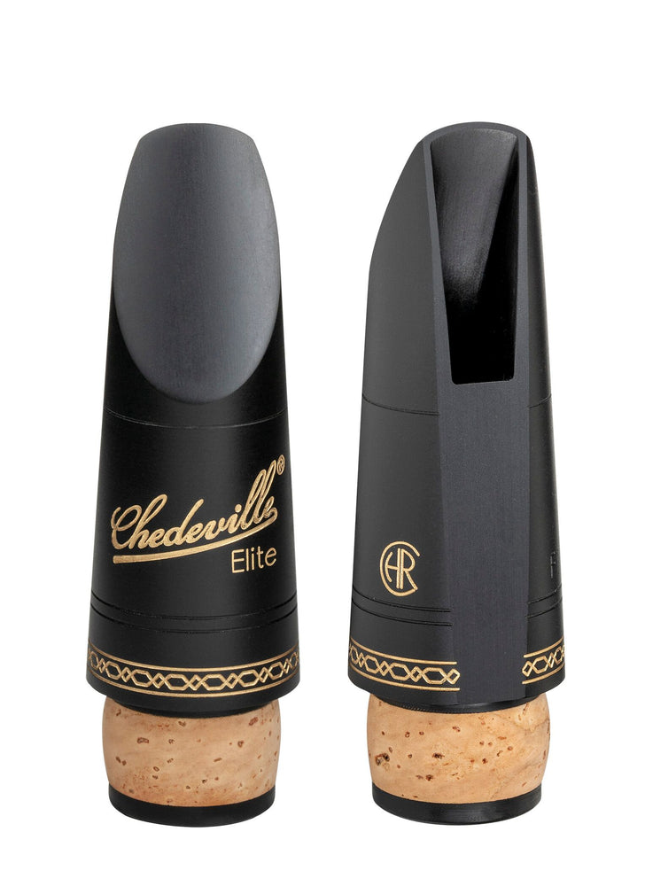 Chedeville Elite Bb Clarinet Mouthpiece
