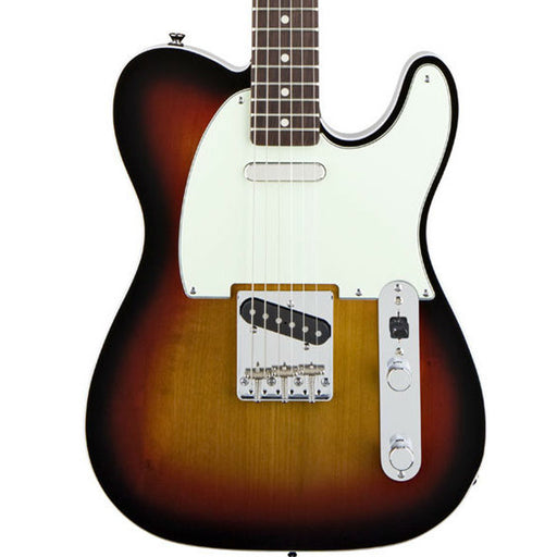 Squier Classic Vibe Telecaster Custom 3-Tone Sunburst Electric Guitar