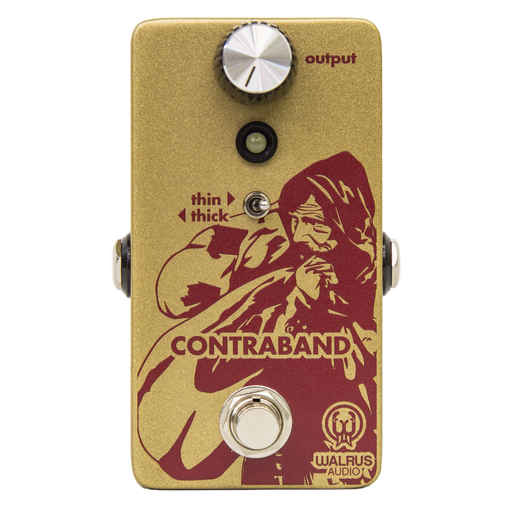 Walrus Audio CONTRABAND FUZZ - Octave Music Store - 1