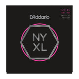 D'Addario NYXL0940BT - NYXL0940BT Nickel Wound, Balanced Tension Super Light, 09-40 - Octave Music Store - 1