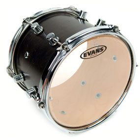 "Evans 12"" G2 Clear Snare/Tom/Timbale Drum Heads"