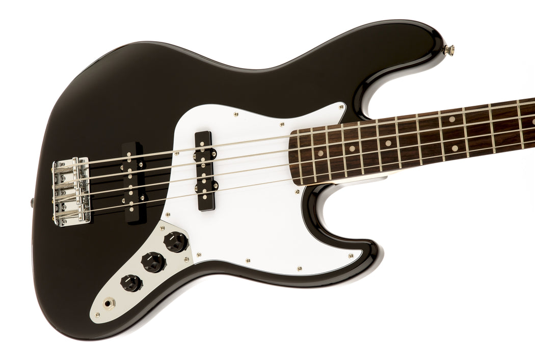 Squier Affinity Jazz Bass-Black