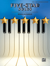 Five Star Solos Book 1
