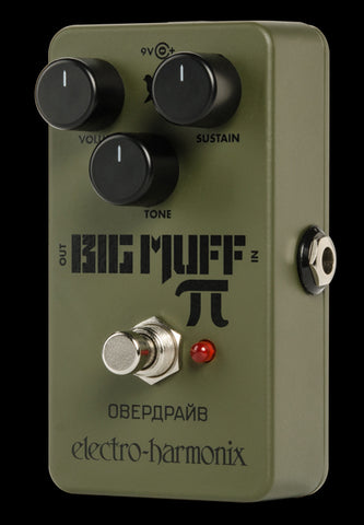 Green Russian Big Muff