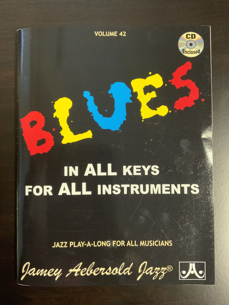 Jamey Aebersold - Blues in all keys
