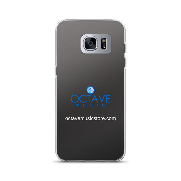 Samsung Case With Octave Logo