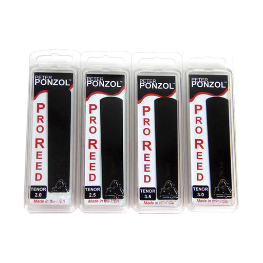 PONZOL PRO REED-Synthetic Tenor Sax Reed
