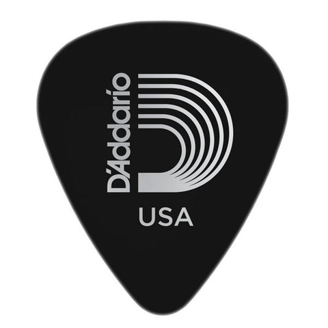 Planet Waves Duralin Picks (Black 10 Pack) X-Heavy 1.5mm-.059""